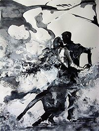 watercolour class- - Now and Then Fine Art Studio