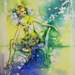 watercolour drawing classes